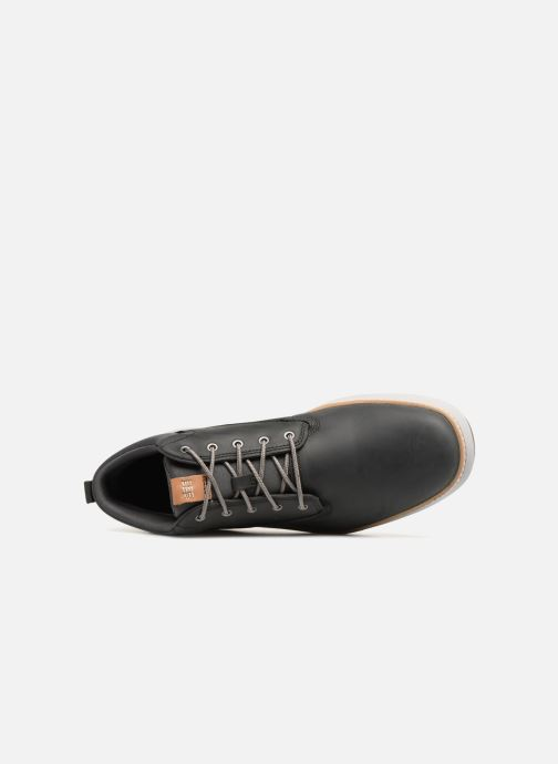 Trainers Timberland Cross Mark PT Chukka Black view from the left