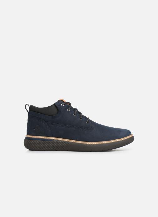 Sneakers Timberland Cross Mark PT Chukka Blauw achterkant