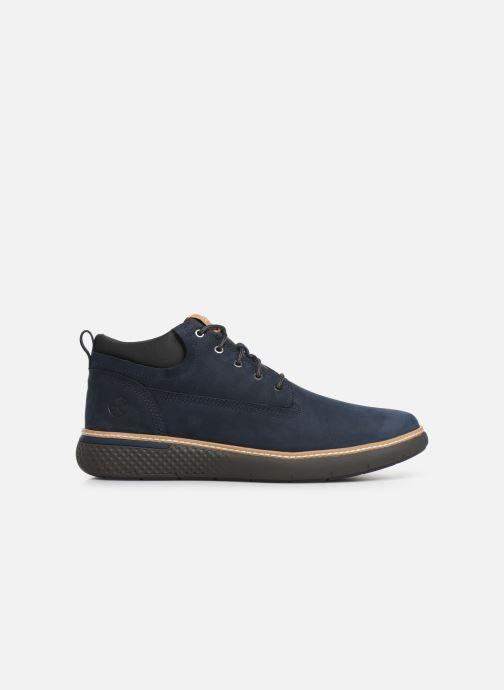 Sneaker Timberland Cross Mark PT Chukka blau ansicht von hinten