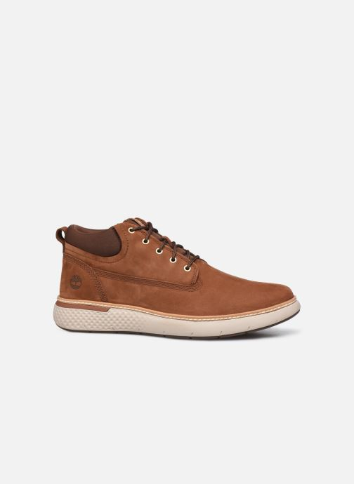 Baskets Timberland Cross Mark PT Chukka Marron vue derrière