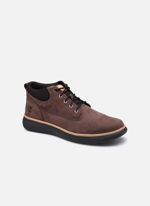 Sneaker Timberland Cross Mark PT Chukka braun detaillierte ansicht/modell