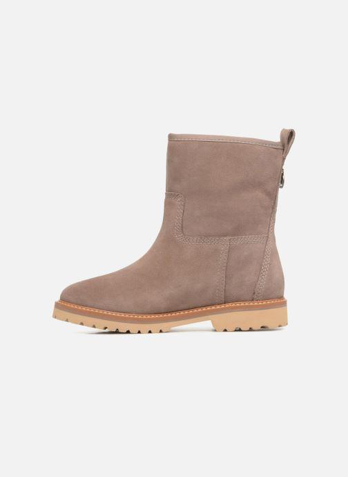 Bottines et boots Timberland Chamonix Valley WP Boot Marron vue face