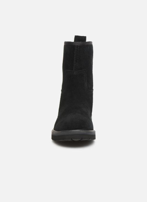 Bottines et boots Timberland Chamonix Valley WP Boot Noir vue portées chaussures