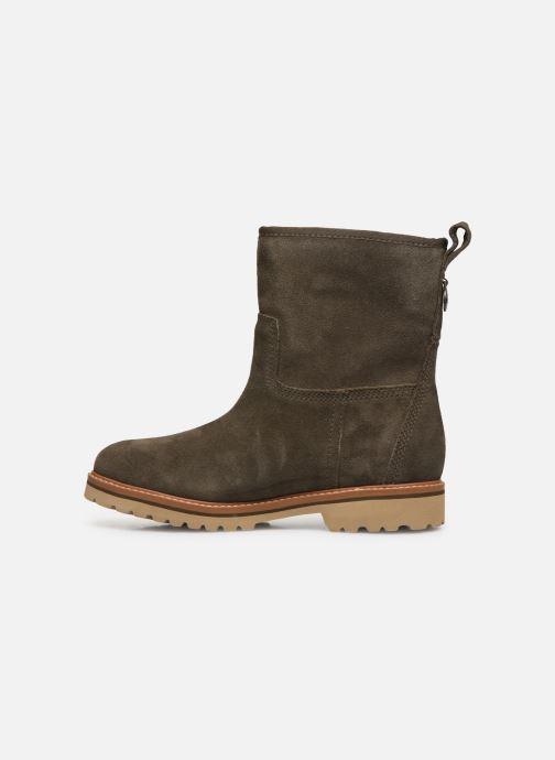 Bottines et boots Timberland Chamonix Valley WP Boot Vert vue face