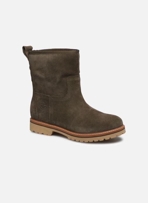 Bottines et boots Timberland Chamonix Valley WP Boot Vert vue détail/paire
