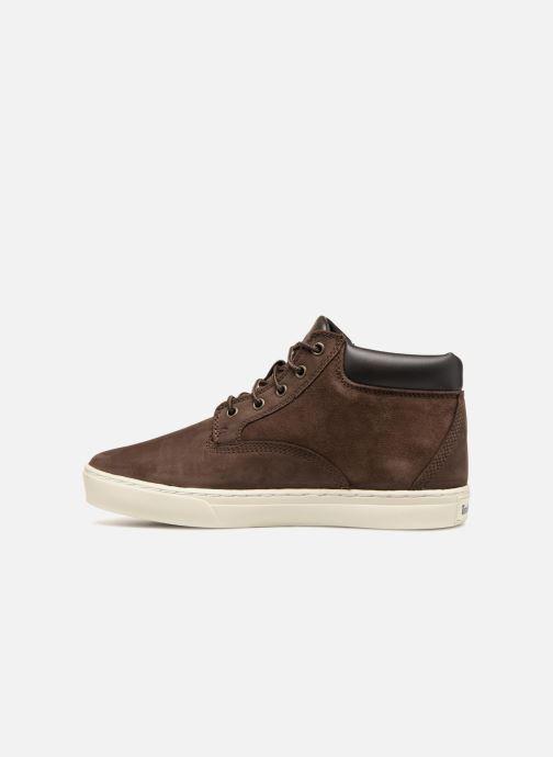 Sneaker Timberland Dauset Chukka braun ansicht von vorne