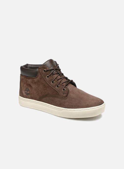 Sneaker Timberland Dauset Chukka braun detaillierte ansicht/modell
