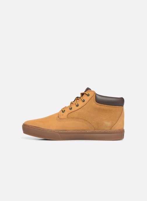 Sneakers Timberland Dauset Chukka Marrone immagine frontale