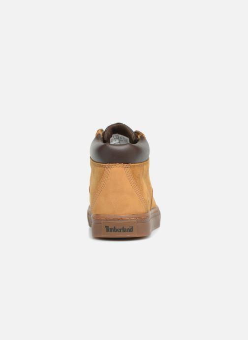 Sneakers Timberland Dauset Chukka Marrone immagine destra