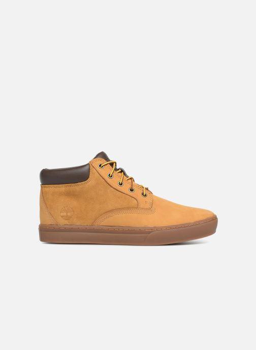 Sneakers Timberland Dauset Chukka Marrone immagine posteriore