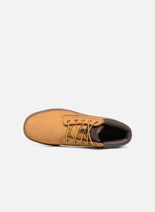 Sneakers Timberland Dauset Chukka Marrone immagine sinistra