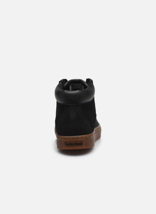 Trainers Timberland Dauset Chukka Black view from the right