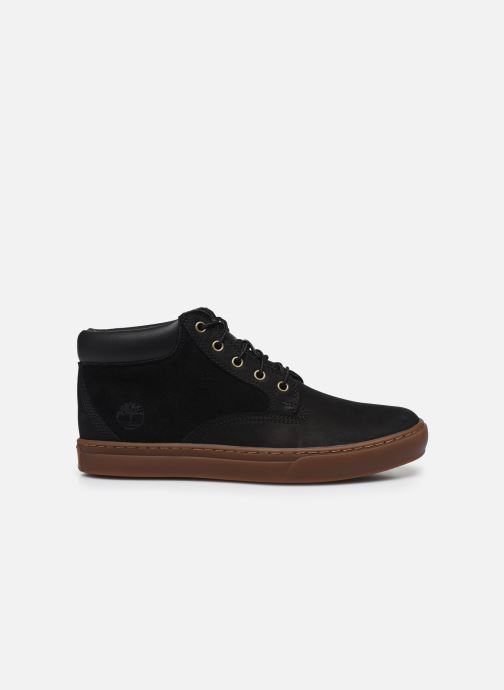 Trainers Timberland Dauset Chukka Black back view