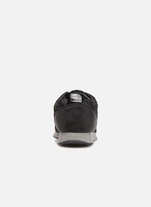 Sneaker Divine Factory Aram 2 Noir schwarz ansicht von rechts
