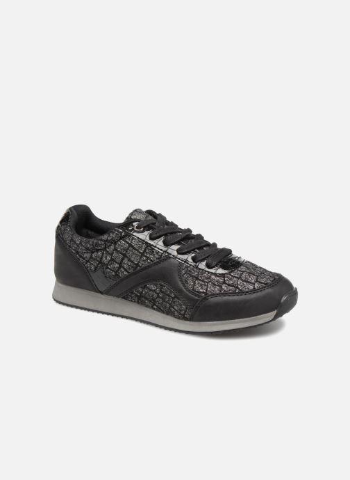 Sneakers Divine Factory Aram 2 Noir Nero vedi dettaglio/paio