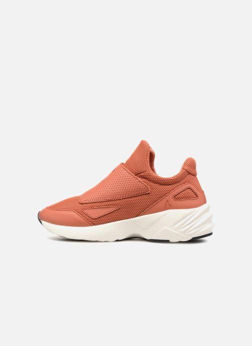 Sneaker ARKK COPENHAGEN Apextron Mesh W13 W rot ansicht von vorne