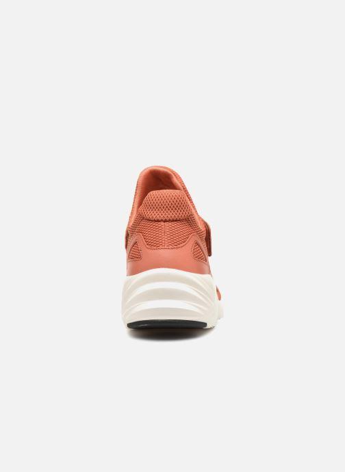 Sneaker ARKK COPENHAGEN Apextron Mesh W13 W rot ansicht von rechts