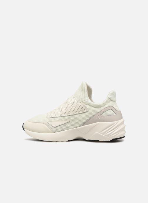 Sneakers ARKK COPENHAGEN Apextron Mesh W13 W Wit voorkant