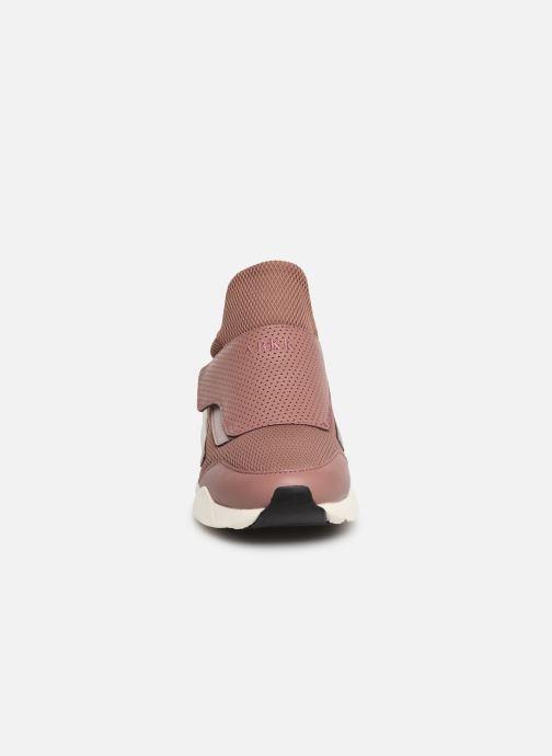 Baskets ARKK COPENHAGEN Apextron Mesh W13 W Bordeaux vue portées chaussures