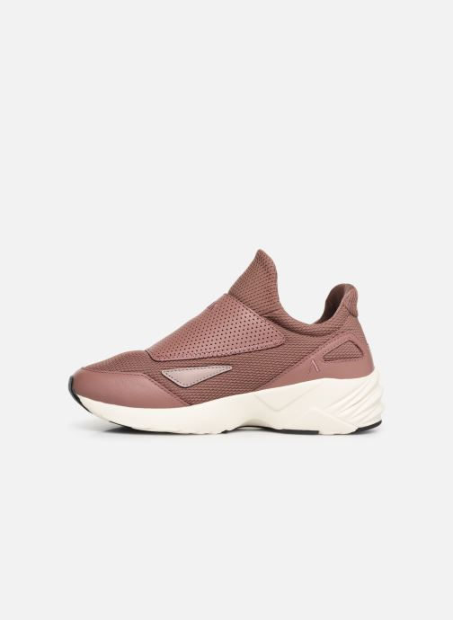 Sneakers ARKK COPENHAGEN Apextron Mesh W13 W Bordeaux voorkant