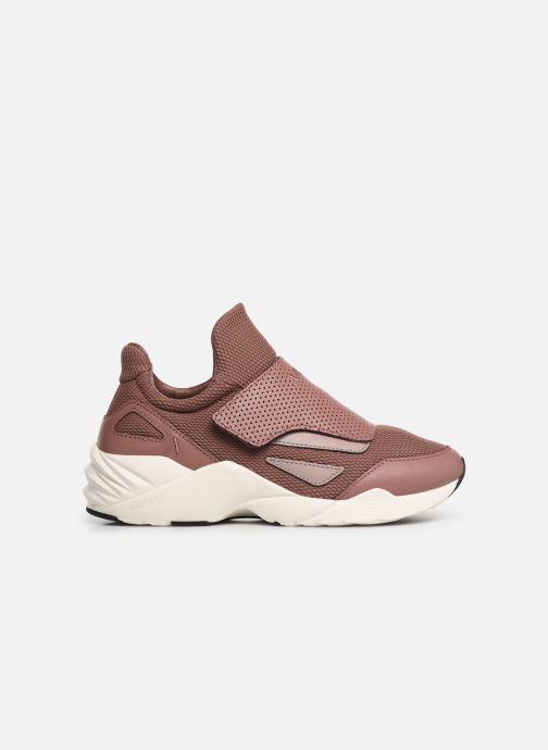 Sneakers ARKK COPENHAGEN Apextron Mesh W13 W Bordeaux achterkant