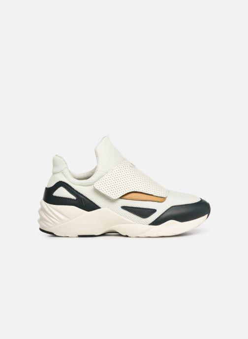 Sneakers ARKK COPENHAGEN Apextron Mesh W13 W Wit achterkant