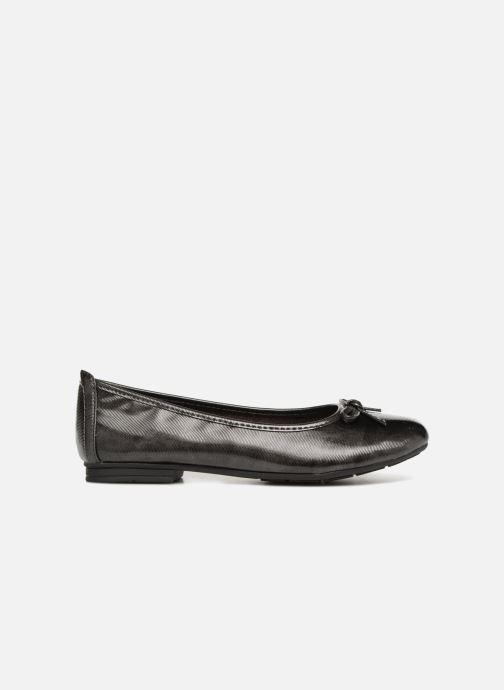 Ballerines Jana shoes PANAMA Noir vue derrière