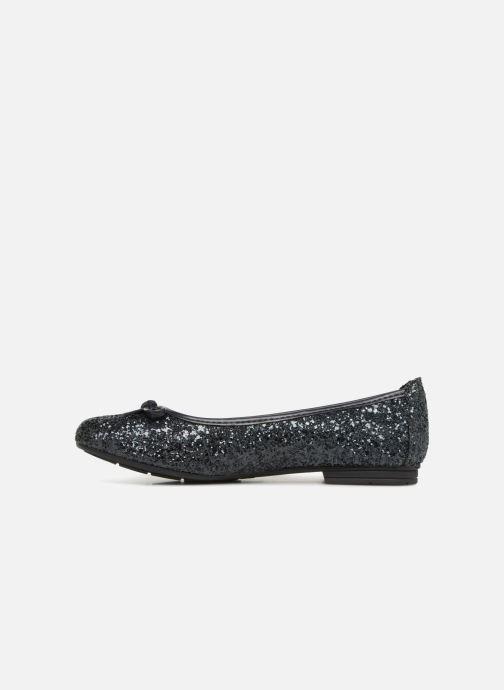 Glitter Shoes Ballerines Panama Navy Jana lJ3KcF1T