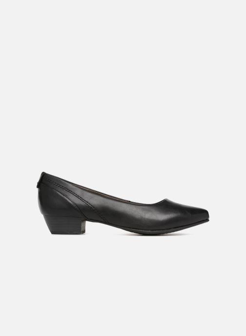 Ballerines Jana shoes NALA Noir vue derrière
