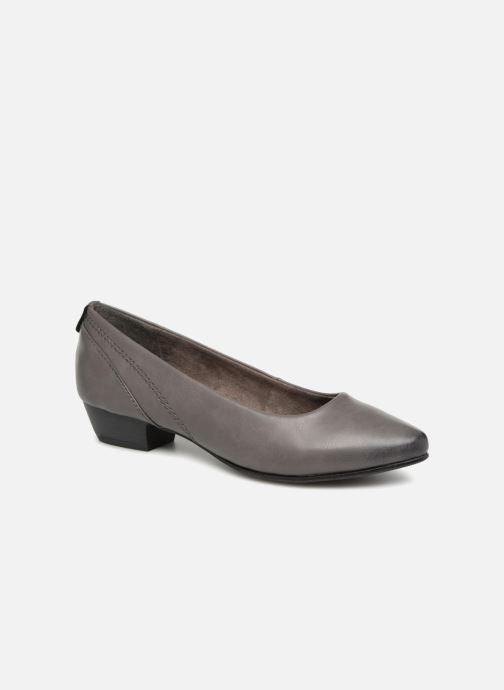 Ballerinas Jana shoes NALA grau detaillierte ansicht/modell