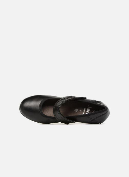 Escarpins Jana shoes LUGA Noir vue gauche