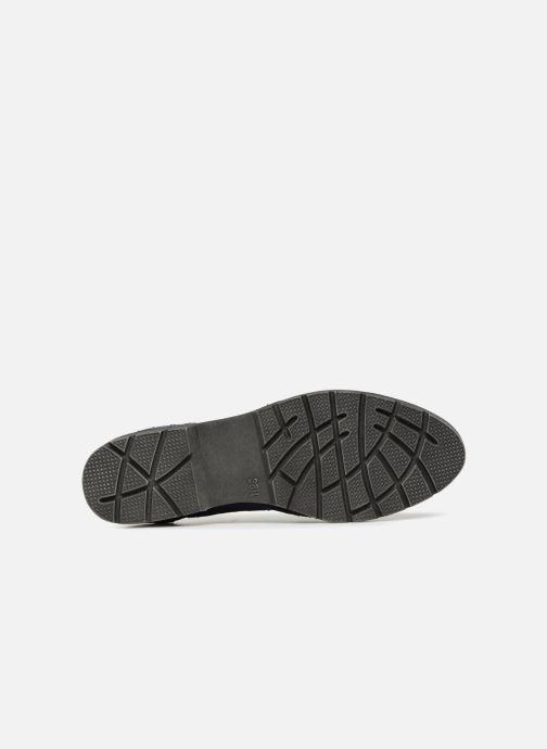 Chaussures à lacets Jana shoes MELOC Bleu vue haut