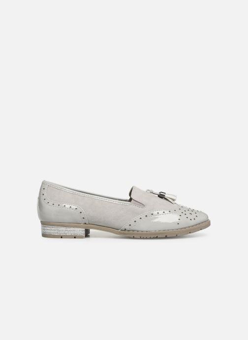 Mocassins Jana shoes MOUNIA Gris vue derrière