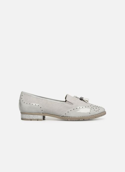 Mocassini Jana shoes MOUNIA Grigio immagine posteriore