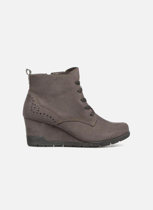 Bottines et boots Jana shoes SANDIE Gris vue derrière