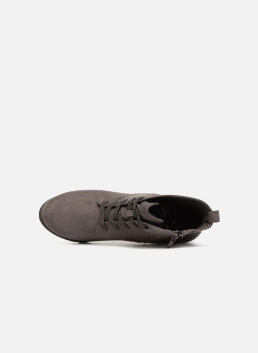 Bottines et boots Jana shoes SANDIE Gris vue gauche