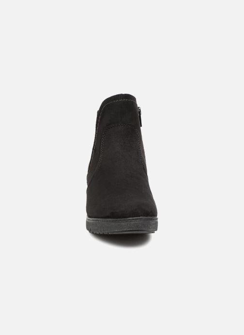 Bottines et boots Jana shoes GAVIN Noir vue portées chaussures