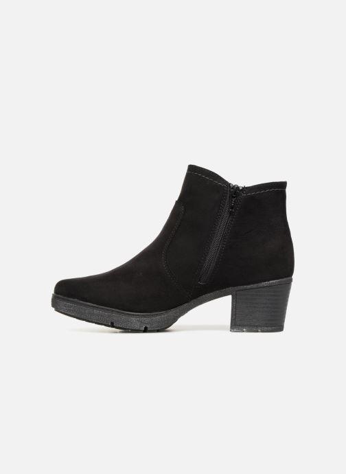 Bottines et boots Jana shoes GAVIN Noir vue face