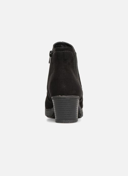 Bottines et boots Jana shoes GAVIN Noir vue droite