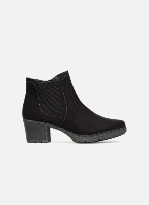 Bottines et boots Jana shoes GAVIN Noir vue derrière