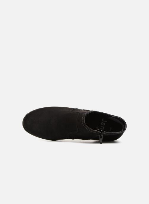 Bottines et boots Jana shoes GAVIN Noir vue gauche