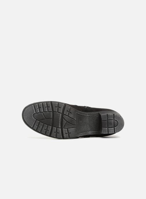 Bottines et boots Jana shoes GAVIN Noir vue haut