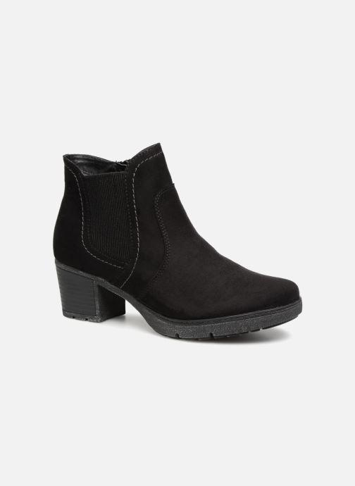 Bottines et boots Jana shoes GAVIN Noir vue détail/paire