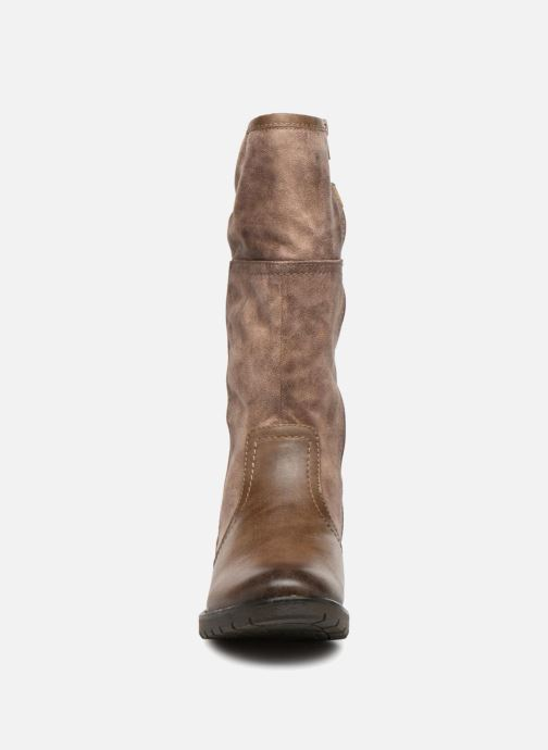 Boots & wellies Jana shoes SUSINA Beige model view