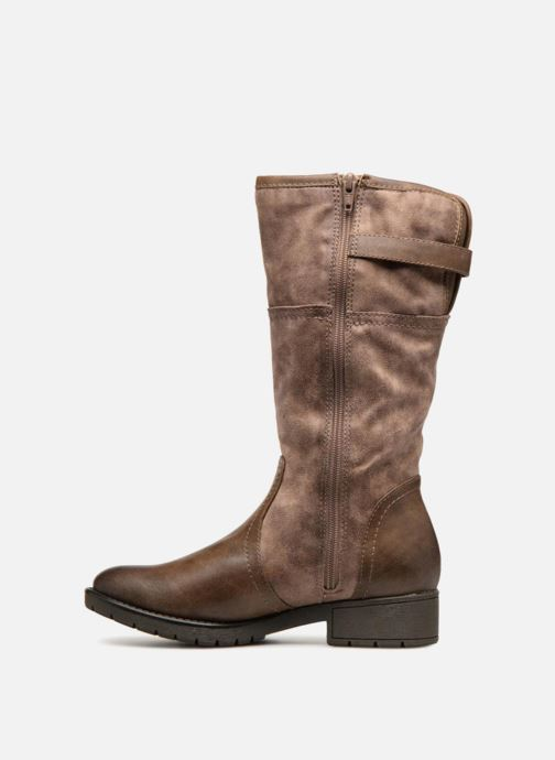 Boots & wellies Jana shoes SUSINA Beige front view