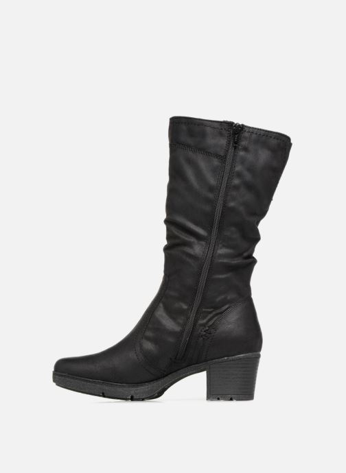 Boots & wellies Jana shoes MINTO Black front view