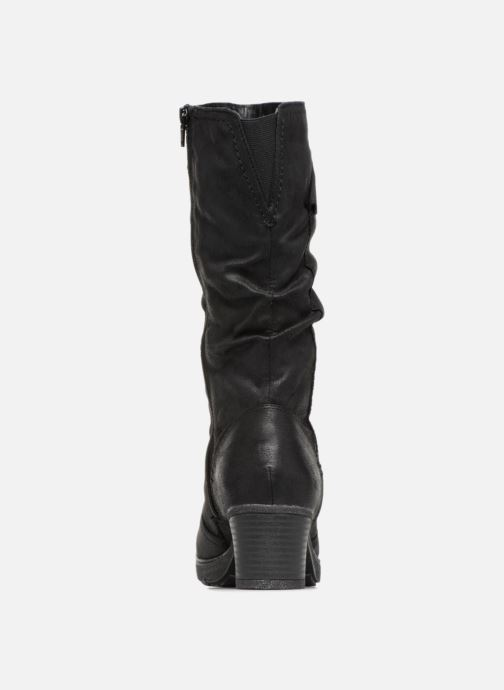 Boots & wellies Jana shoes MINTO Black view from the right