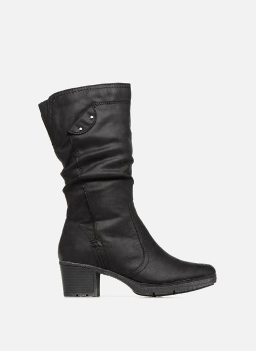 Boots & wellies Jana shoes MINTO Black back view