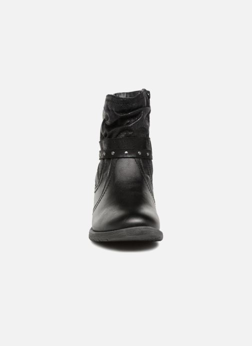 Ankle boots Jana shoes SANDRA Black model view
