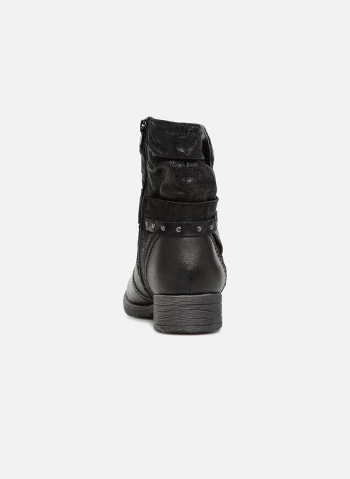 Bottines et boots Jana shoes SANDRA Noir vue droite